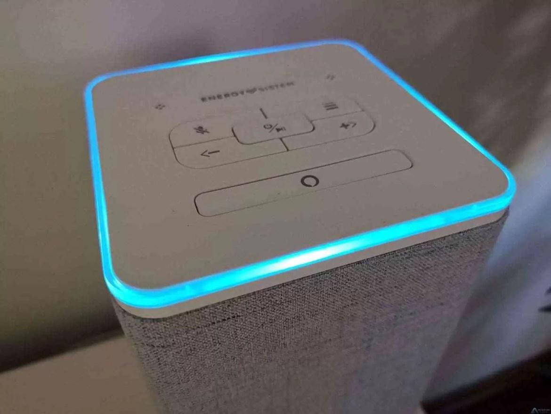 Análise Energy Smart Speaker 5 Home com Amazon Alexa 2