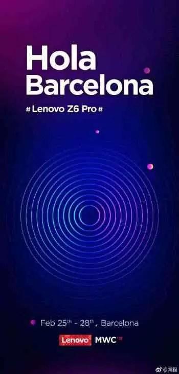 O convite do VP da Lenovo