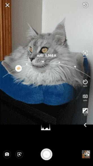 Moto Câmara 2 traz filtros ao vivo, interface do utilizador , implementação AR Sticker e mais 3