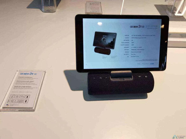 Alcatel 3 series e Alcatel 1S: ecrãs amplos, Câmaras AI, preços baixos 14