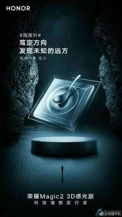 Honor Magic 2 3D