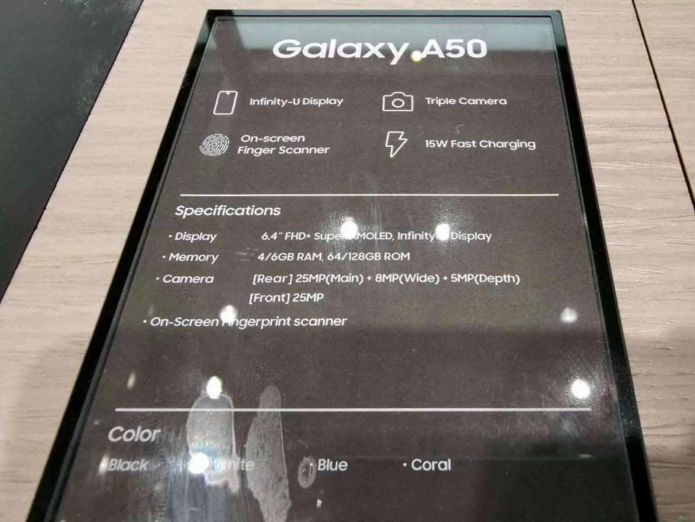 Samsung ataca a gama média com linha Galaxy A com melhorias significativas 7