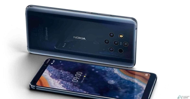 HMD apresenta Nokia 4.2, Nokia 3, Nokia 1 Plus e Nokia 210 1