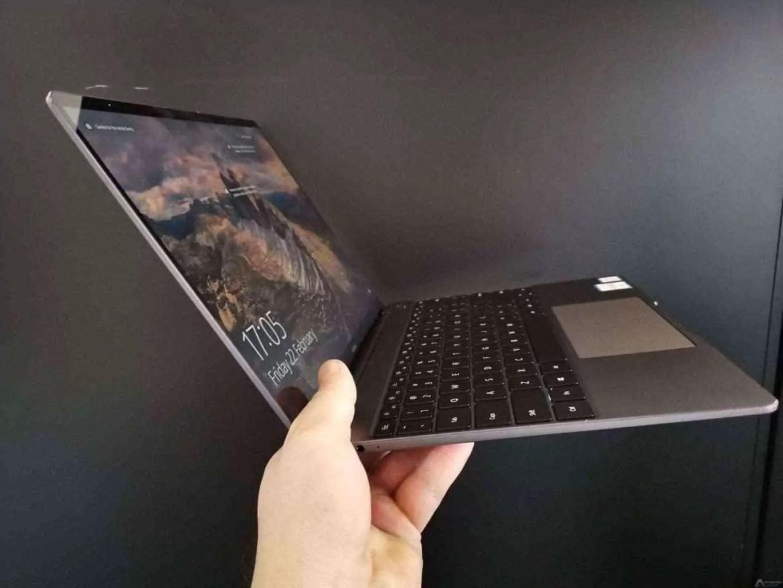 Hands On Huawei MateBook 13 um notebook incrivelmente fino e poderoso 10