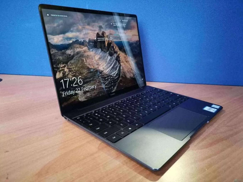 Huawei apresenta MateBook 13 no MWC 2019 para arrasar o Apple MacBook Air 2