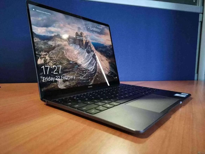 Análise Huawei MateBook 13: Um rival genuíno do MacBook Air que corre Windows 15