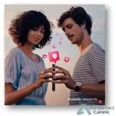 Huawei desafia os portugueses a partilhar o amor 1