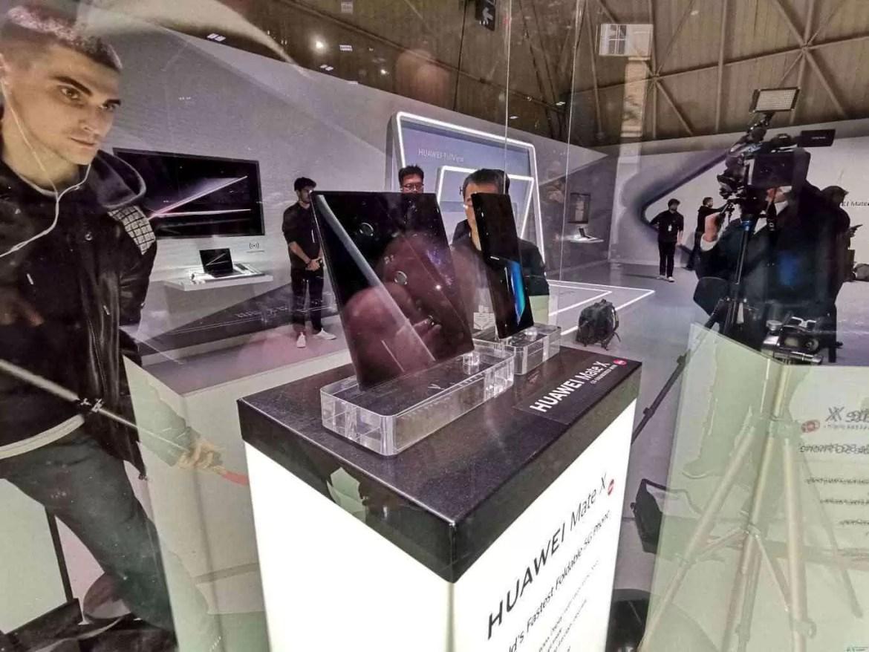 Huawei Mate X passa pela certificação TENAA o que prova que o lançamento está iminente 2