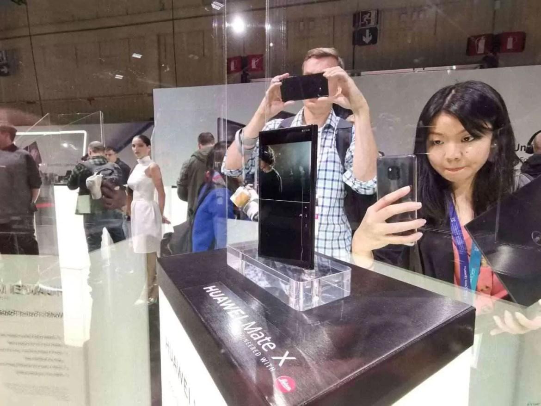 Huawei Mate X passa pela certificação TENAA o que prova que o lançamento está iminente 5
