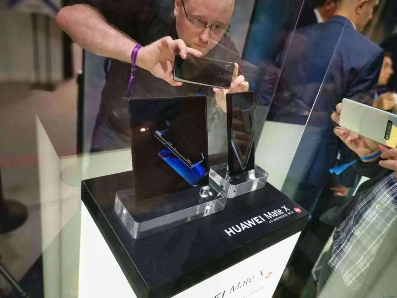 Huawei Mate X passa pela certificação TENAA o que prova que o lançamento está iminente 7