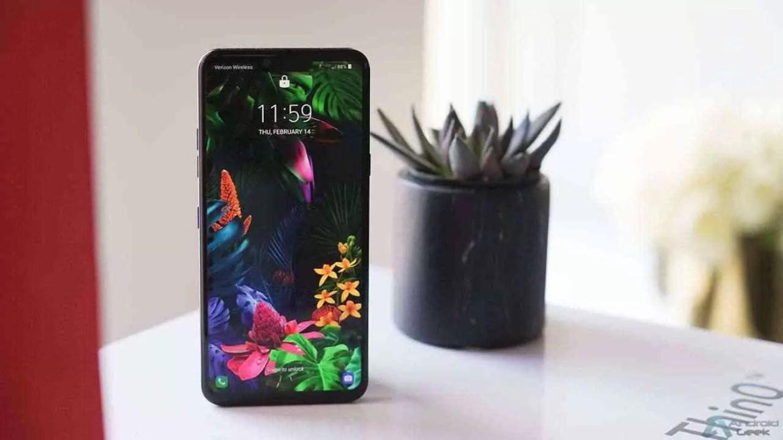 LG G8 ThinQ estreia com ecrã OLED Crystal Sound e Câmara ToF 3