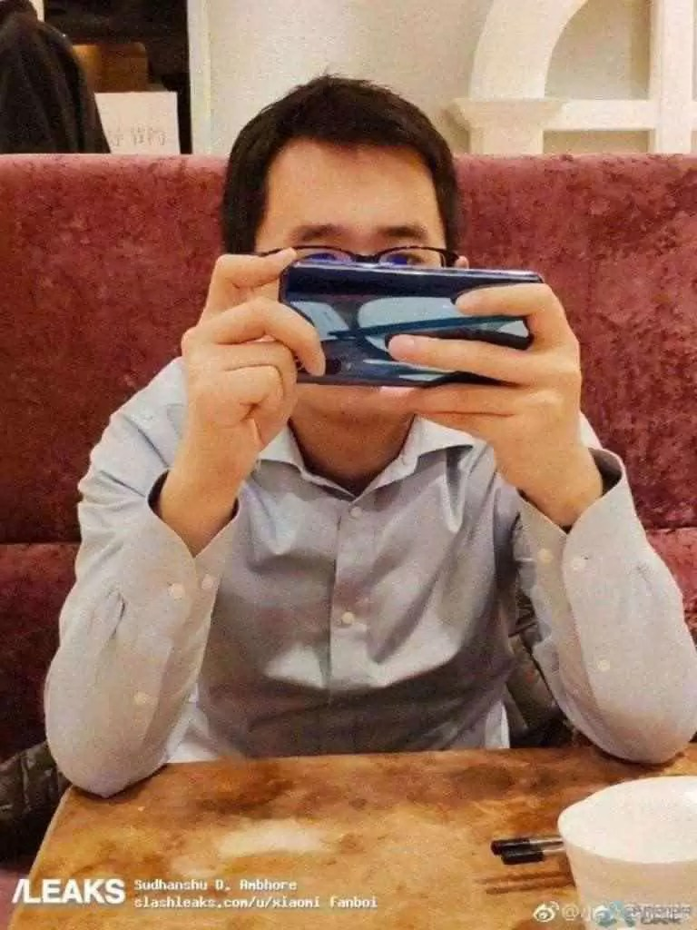Xiaomi Mi 9 foi projetado por Mi Liu, o homem por trás do Mi 6 3