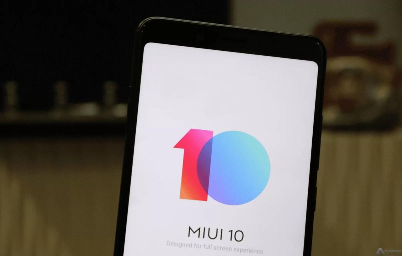 MIUI 10 versão 9.2.28 adiciona Game Booster e corrige problema de notificação do WhatsApp 1