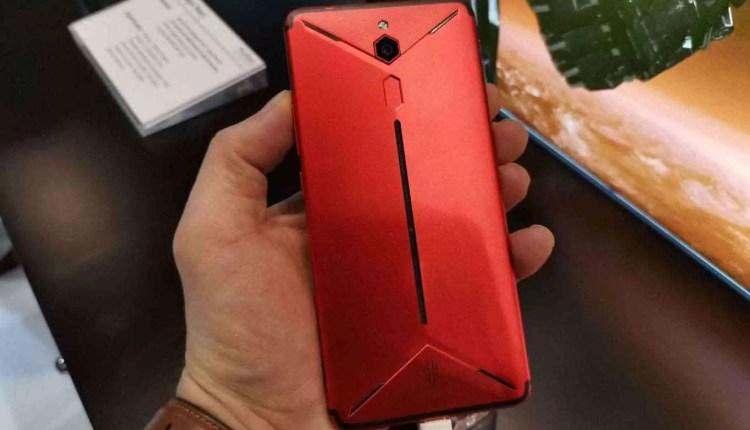 Nubia Red Magic Mars, e o Smartphone Wearable Alpha 2