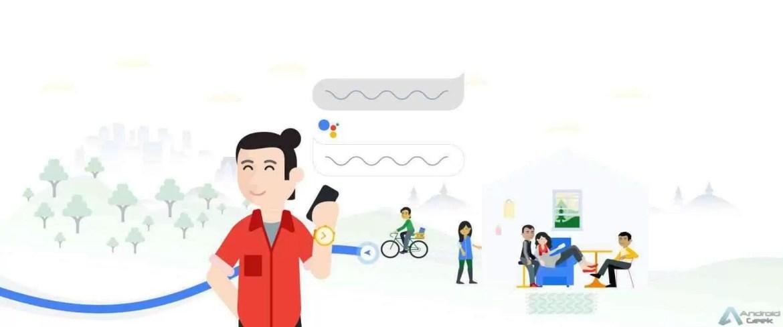 O Assistente Google está a chegar às Mensagens do Android 1