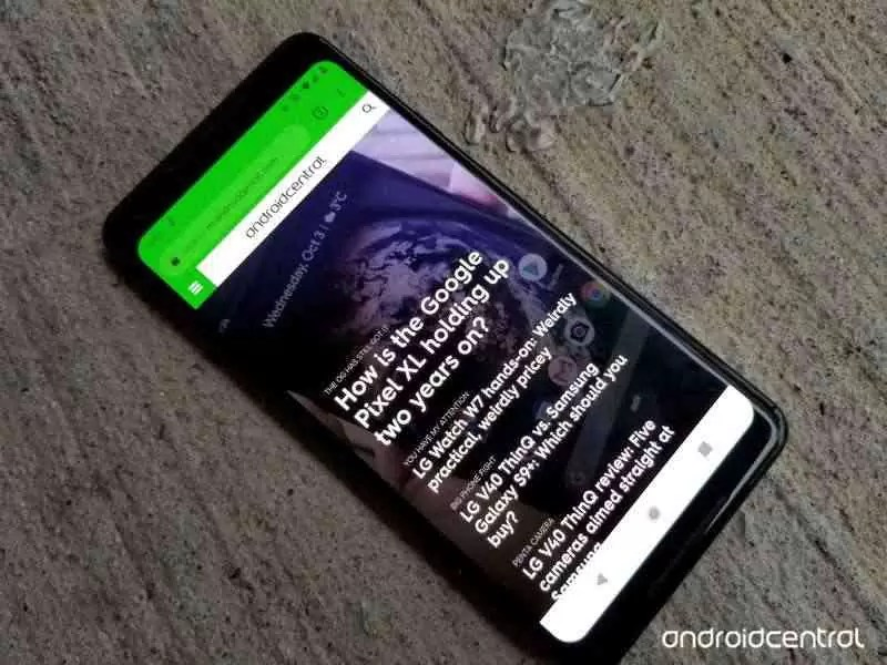 Análise Google Pixel 2 XL | um ano depois continua fiável e competente 3
