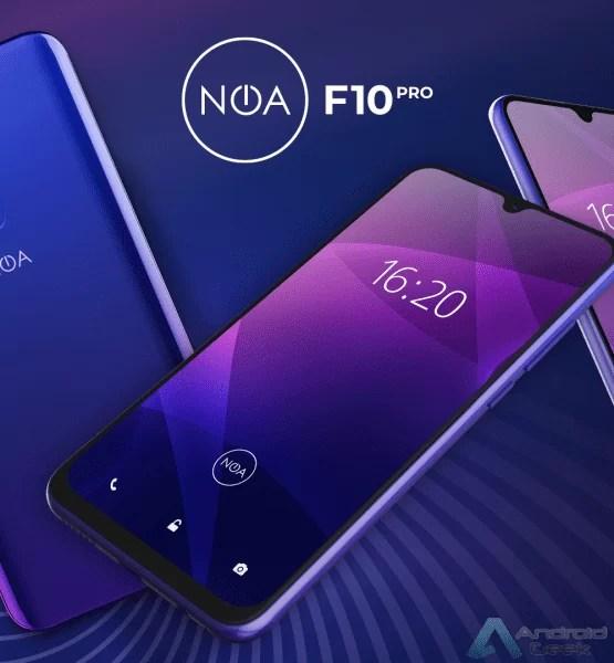 Primeiro smartphone NOA com câmaras triplas será revelado no MWC 2019 4