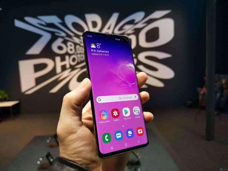 Série Galaxy S10 é oficial! S10e, S10 , S10+ e Galaxy S10 5G fazem prever que 2019 pode ser o ano da Samsung 8