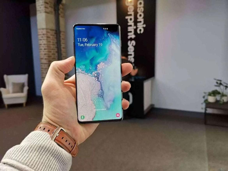 Série Galaxy S10 é oficial! S10e, S10 , S10+ e Galaxy S10 5G fazem prever que 2019 pode ser o ano da Samsung 12