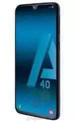 Samsung Galaxy A40 de todos os lados