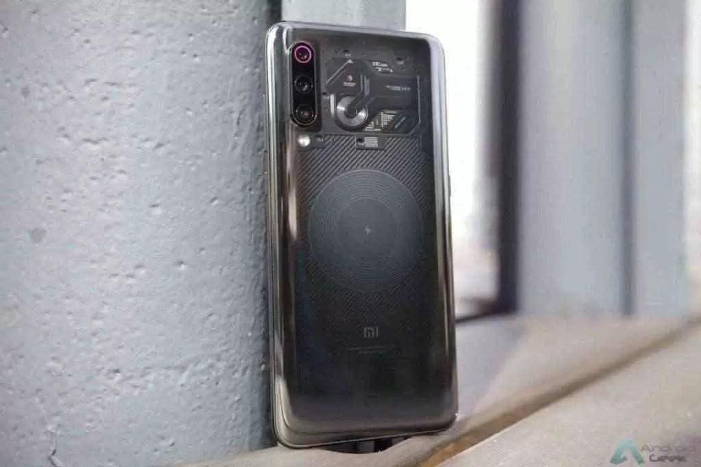 A Xiaomi pode não vender a edição Mi 9 Transparente a 19 de março 1