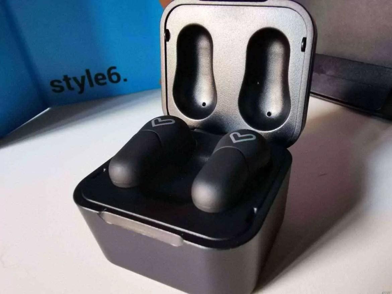 Análise Energy Earphones Style 6 True Wireless a verdadeira liberdade em audio sem fios 7