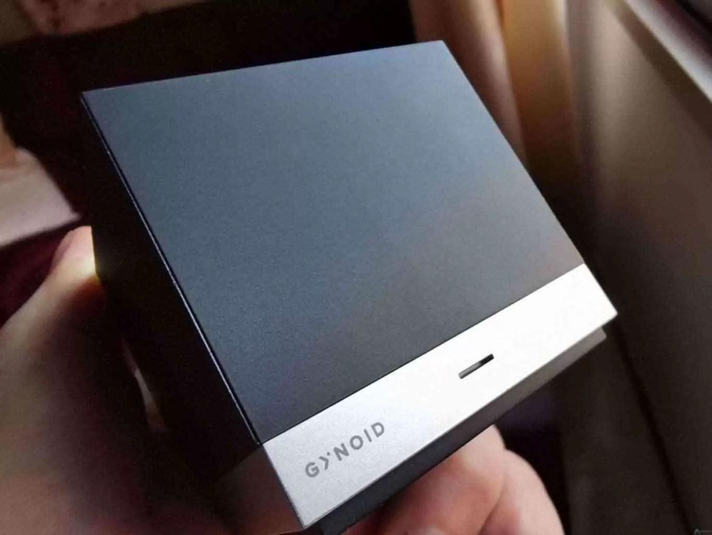 Análise Gynoid Smart Cube WIFI-IR para controlar tudo em vossa casa 1
