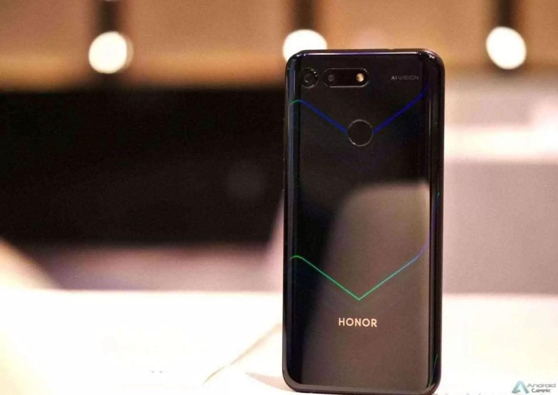 Análise Honor View 20 um poderoso All In da submarca da Huawei 9