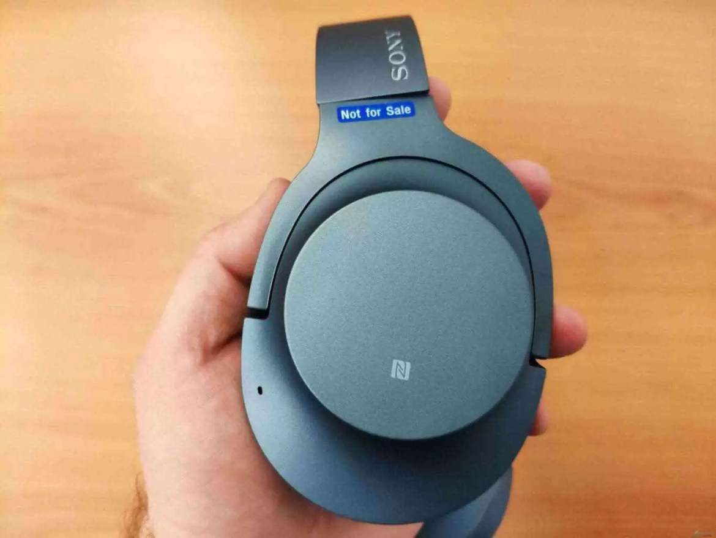 Análise Sony h.ear on 2 WH-H900N 2