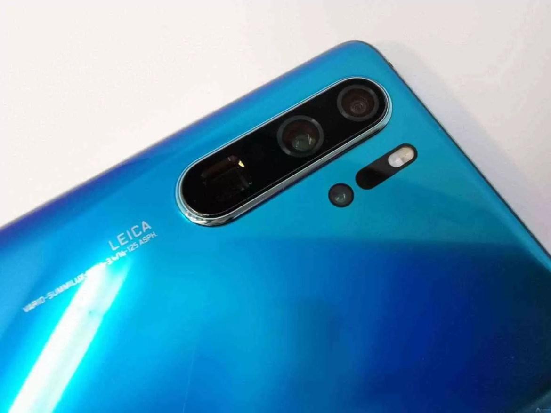 Análise Zoom Huawei P30 Pro. Está a deslumbrar com o seu estilo DSLR 3