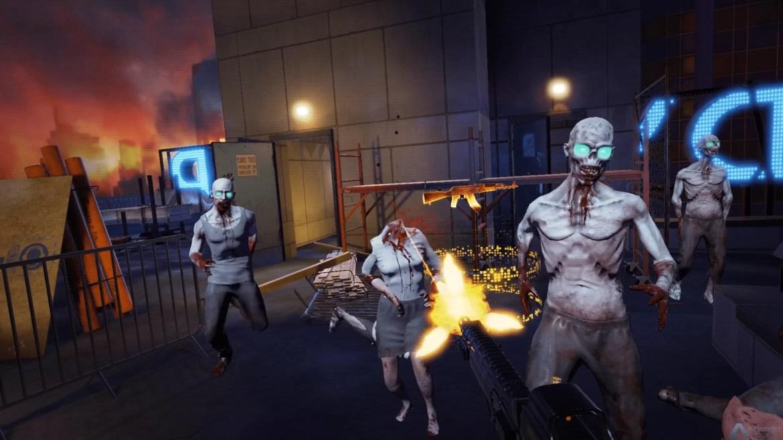 Zero Latency Lisboa lança Outbreak Origins são 30m assustadoramente bons 1
