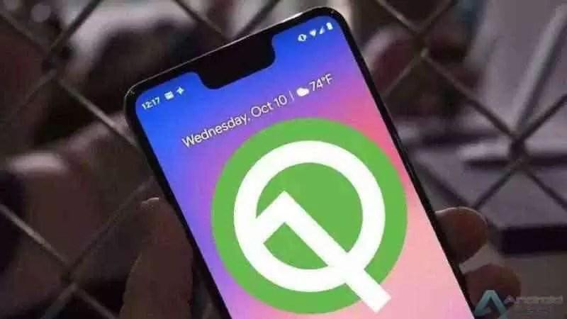 Android Q Beta 2 já está otimizado para smartphones dobráveis 2