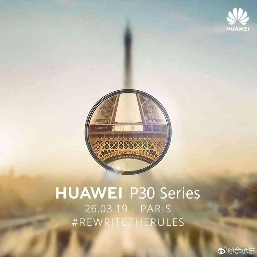 """Huawei brinca com os recursos """"Super Zoom"""" do Huawei P30 1"""