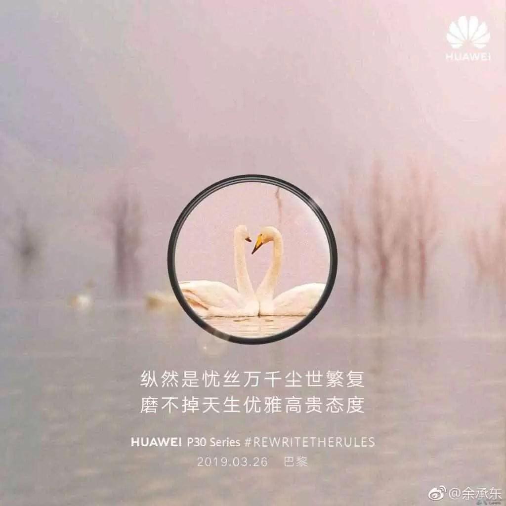 """Huawei brinca com os recursos """"Super Zoom"""" do Huawei P30 4"""