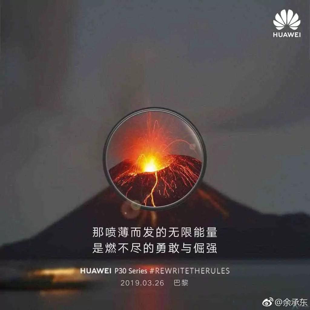 """Huawei brinca com os recursos """"Super Zoom"""" do Huawei P30 7"""