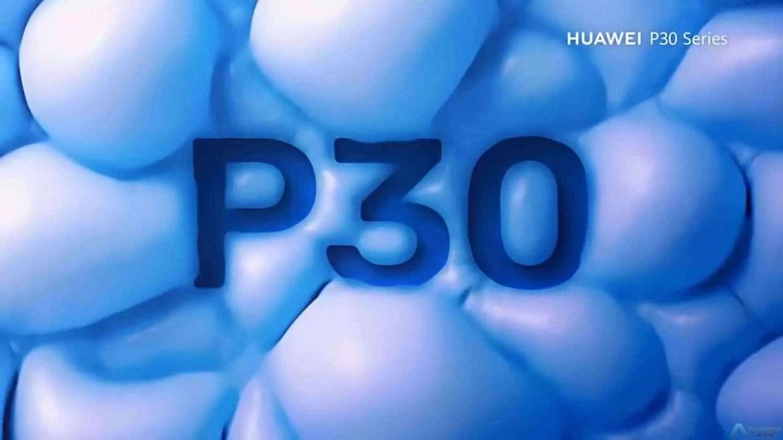 Huawei Mobile publica vídeo teaser da série P30 1