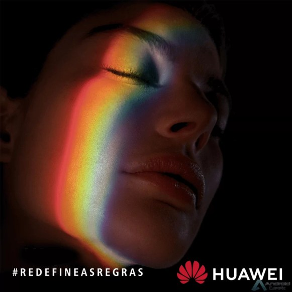 Huawei P30 Redefine as regras