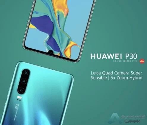 Huawei Holanda comete erro e revela o P30 e P30 Pro em uma série de imagens oficiais 6