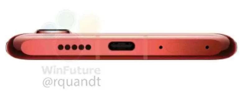 O Huawei P30 Pro é mostrado em outro vídeo prático 3