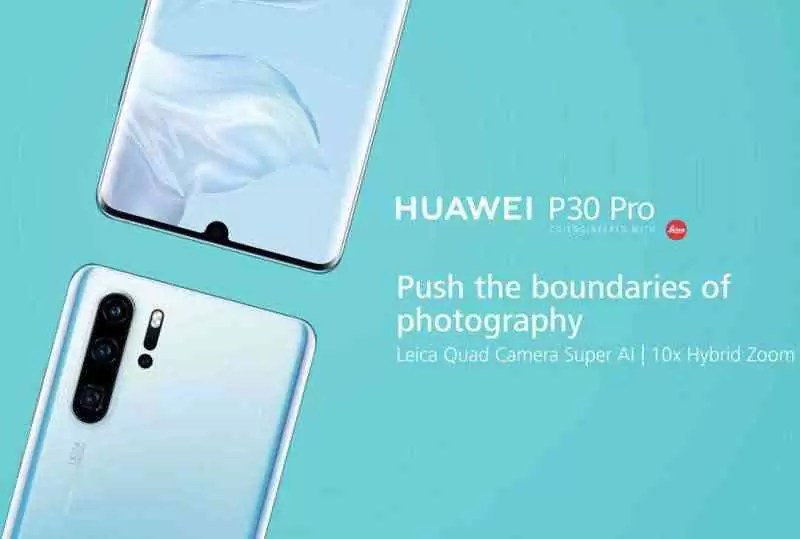 Vídeo gravado com o Huawei P30 Pro: vai deixar-vos de boca aberta! 2