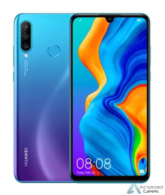 Já viram o Huawei P30 Lite? A Huawei Malásia mostra 1