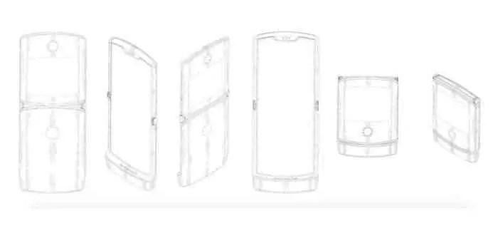 Várias das principais características do Motorola RAZR Dobrável são reveladas