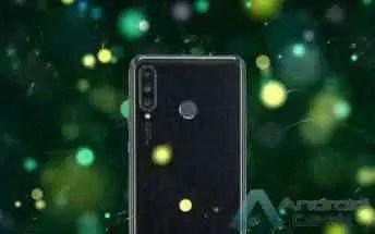 Novas fotos do Huawei P30 Lite mostram uma câmara tripla 5