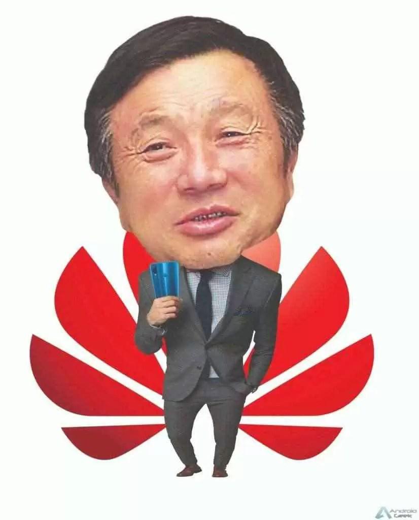Ren Zhengfei: A história do fundador da Huawei 4