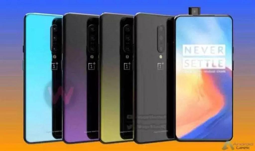 Vídeo conceitual dá um vislumbre do design do OnePlus 7 1