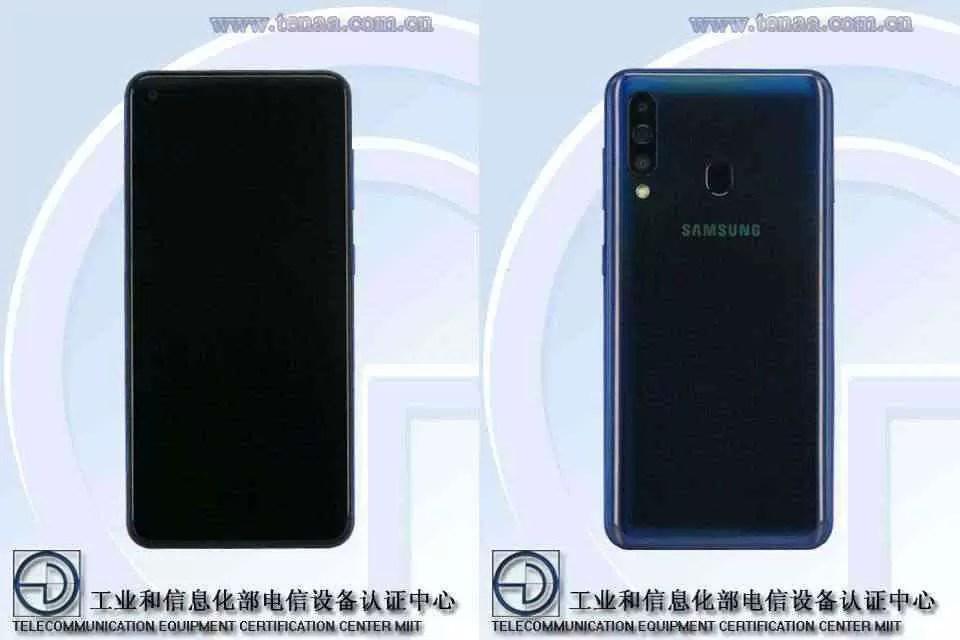 Samsung Galaxy A60 TENAA