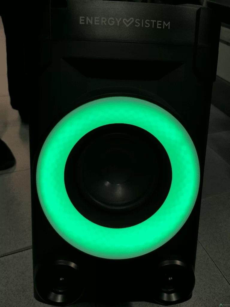Análise Energy Sistem Party 3 é uma discoteca portátil 6