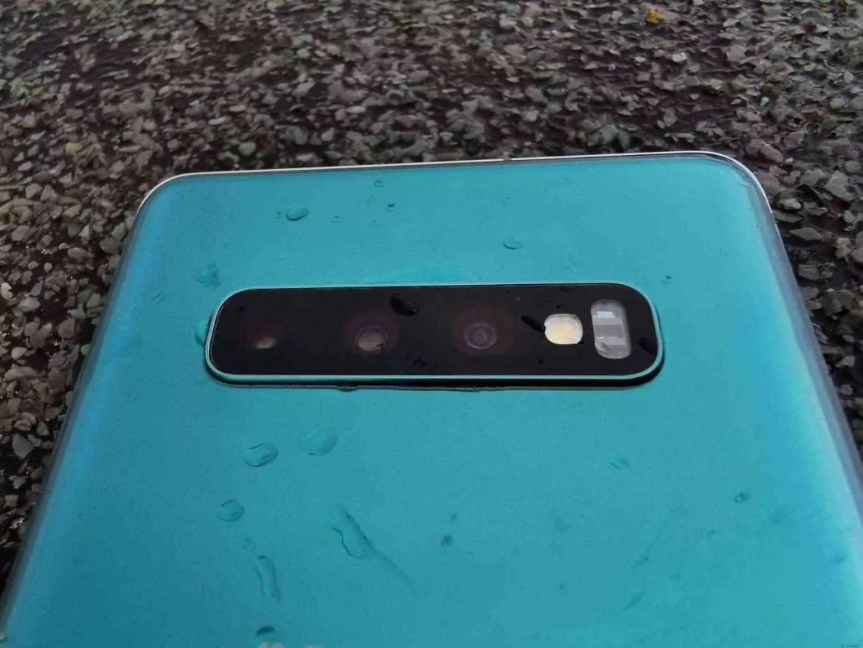 Análise Samsung Galaxy S10 Plus: Um ecrã mágico, câmaras impressionantes e uma bateria incrível. Mas não é só 9