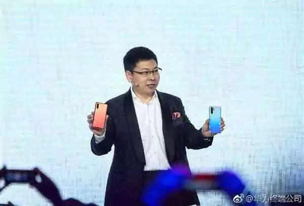 Série Huawei P30