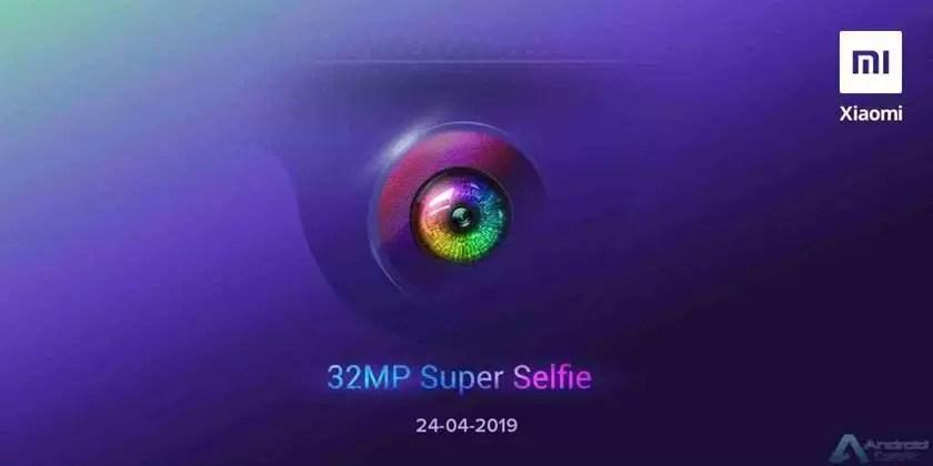 Redmi Y3 32 MP câmara frontal data de lançamento do telefone